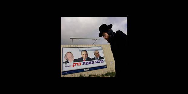 Barak et Netanyahu ont conclu un accord de coalition - La DH