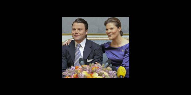 La princesse Victoria de Suède se mariera en juin - La DH