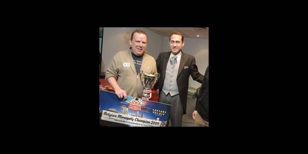 Le champion belge du Monopoly - La DH