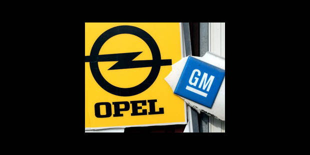 GM confirme qu'Opel a besoin de 3,3 milliards d'euros - La DH