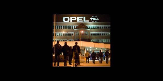 L'Etat allemand prêt en théorie à accorder 5 milliards d'€ à Opel - La DH