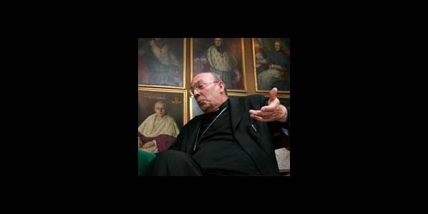 Plainte jugée non fondée contre Mgr Léonard - La DH