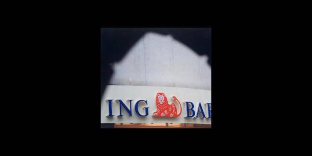 ING supprimera 7.000 emplois en 2009 - La DH