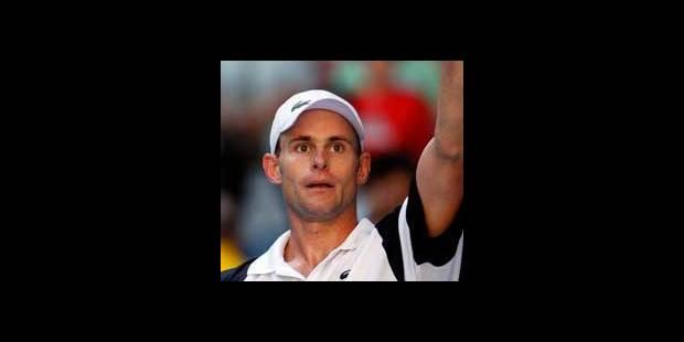 Andy Roddick est à la diète - La DH