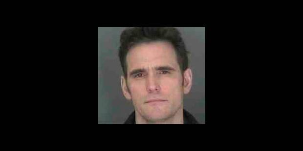 Matt Dillon arrêté pour excès de vitesse dans le Vermont - La DH