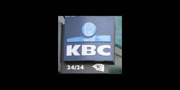 KBC: Accord sur des mesures d'économie - La DH