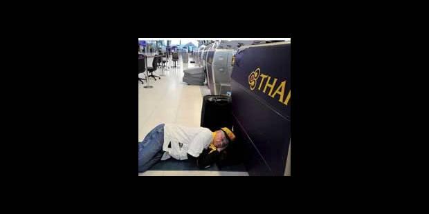 Bangkok : les compagnies peuvent utiliser une base militaire - La DH