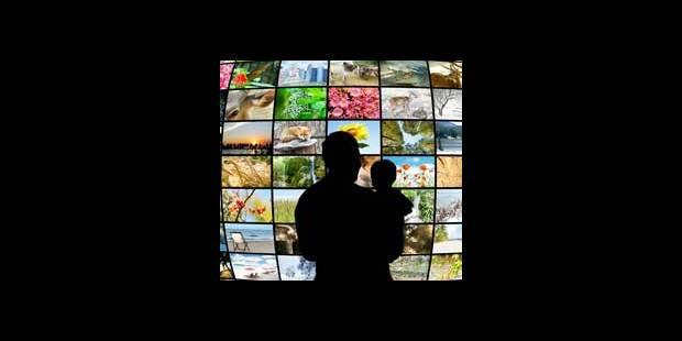 3 h 48 de télévision par jour - La DH
