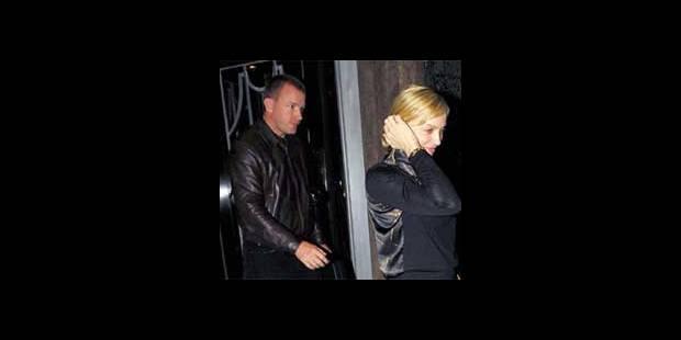 Madonna et Guy Ritchie sont officiellement séparés - La DH