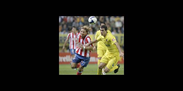 Liga/9e j.: Villareal veut se relever du coup de la Coupe - La DH