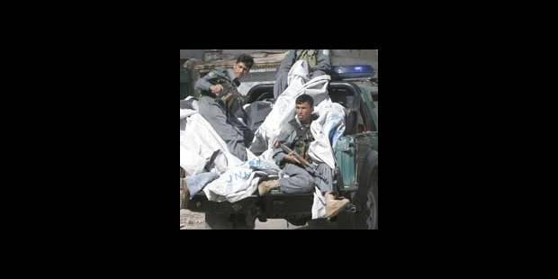 Deux employés de DHL tués à Kaboul - La DH