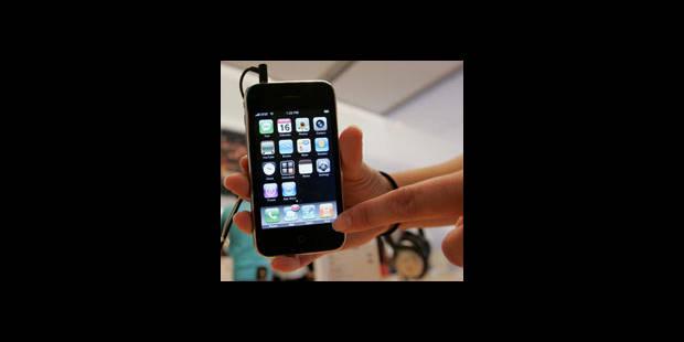 Apple monte en Bourse, porté par ses excellents résultats - La DH
