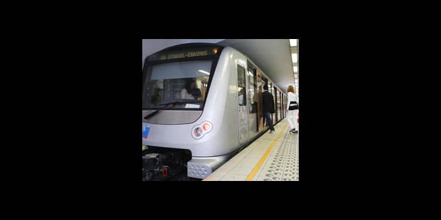 Accident métro: la victime est un jeune homme de 21ans - La DH