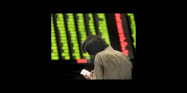 Les boursiers respirent à nouveau - La DH