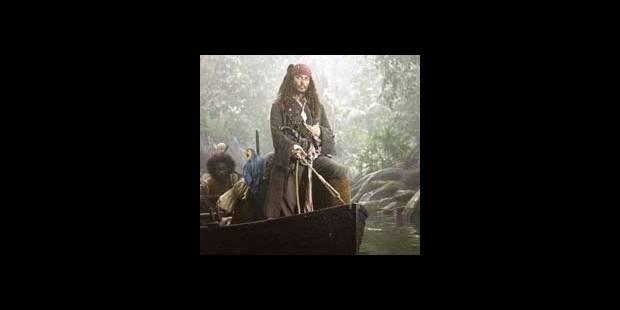 Jack Sparrow va faire son come-back ! - La DH