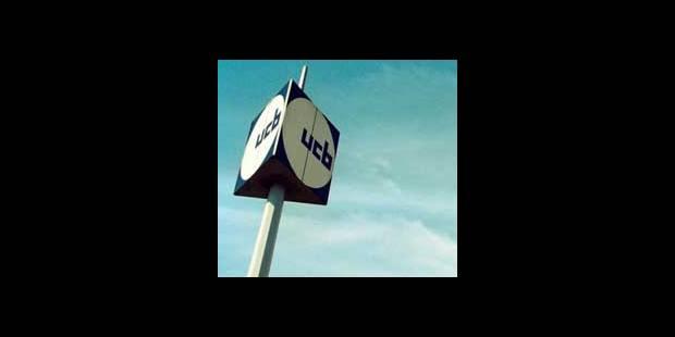 UCB projette de supprimer plus de 550 emplois en Belgique - La DH