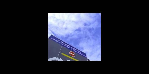Perte de contrôle (technique) en Belgique - La DH