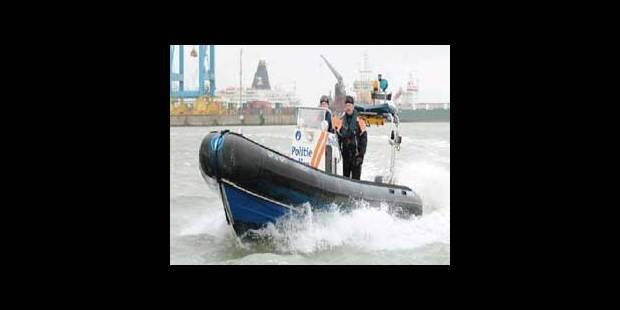 Une police fluviale à Bruxelles - La DH