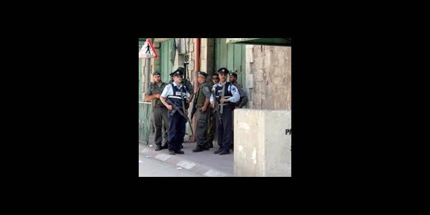 Vidéo: un soldat israélien tire sur un Palestinien - La DH