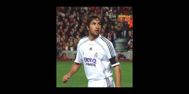 Raul pourrait revenir en équipe nationale - La DH