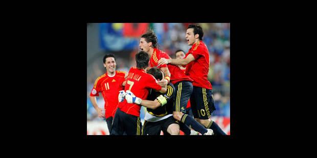 Espagne - Italie: les avants muets, Casillas décisif - La DH