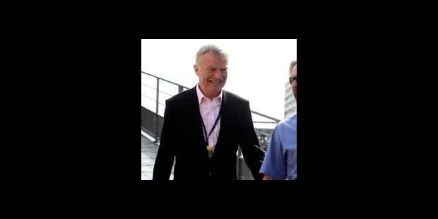 G.P Monaco: Max Mosley se fait très discret - La DH