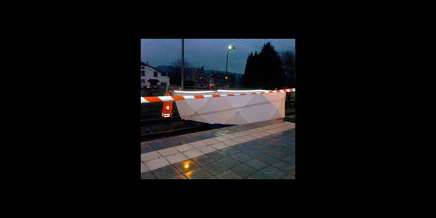 Un suicide sur le rail à Amay - La DH