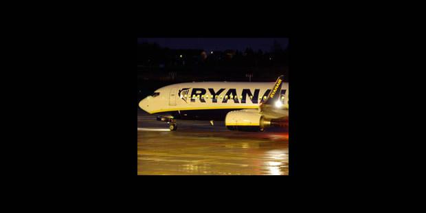 Six blessés à l'atterrissage d'un avion Ryanair - La DH