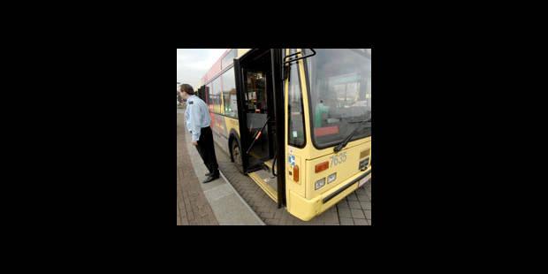 Chauffeur de bus en otage - La DH