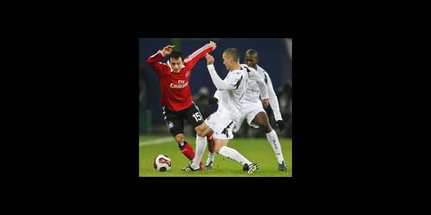 UEFA:  Hambourg et Helsingborg qualifiés, le Bayern accroché - La DH