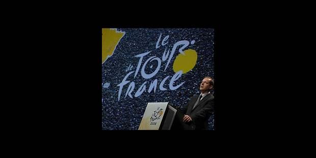 Un Tour de France 2008 sans prologue - La DH