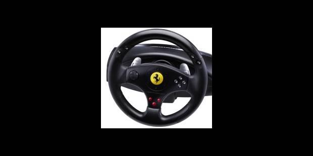 Au volant d'un...Ferrari - La DH