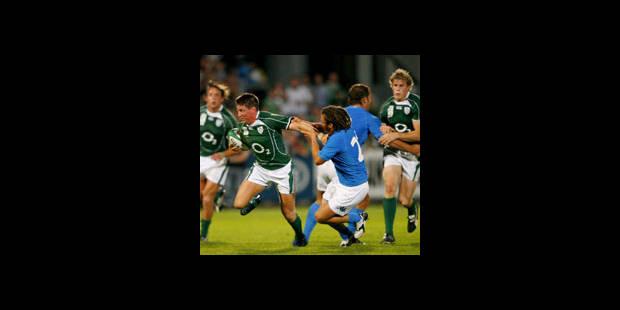 CDM Rugby: Présentation Irlande - La DH