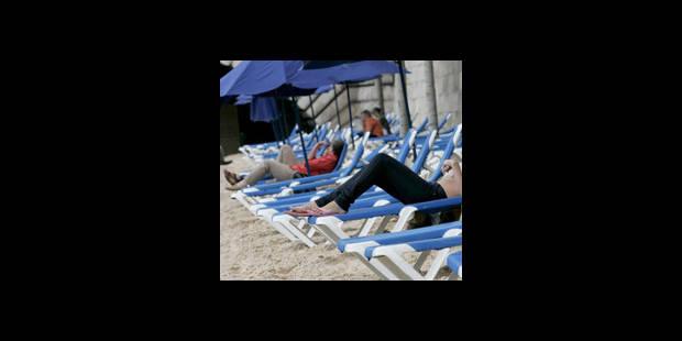 Six plages interdites de baignade - La DH