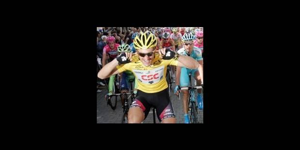 Tour de France: formidable Cancellara ! - La DH