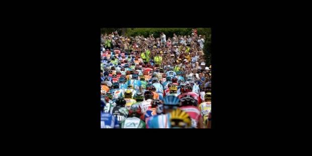 Le Tour de France est en Belgique ! - La DH