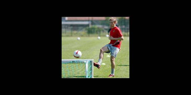 Kevin Vandenbergh de Genk au FC Utrecht - La DH