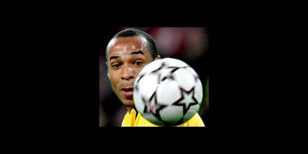 Henry, nouveau roi du  Barça - La DH