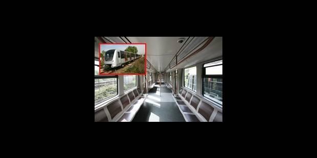 Nouvelles rames de métro - La DH