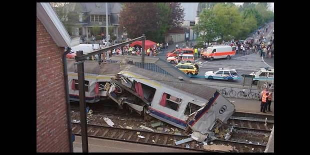 Des dizaines de blessés dans un accident de train - La DH
