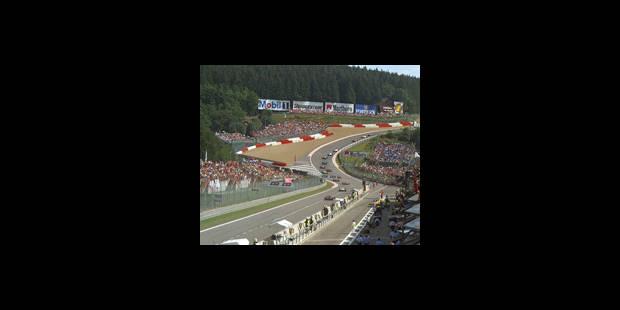 Faire revenir le Belge à Spa-Francorchamps - La DH