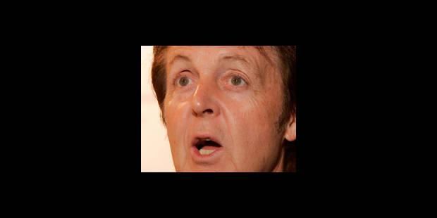 Paul McCartney ne lâche rien... - La DH