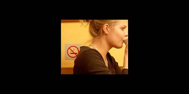 Les Belges pour des restaurants sans tabac - La DH