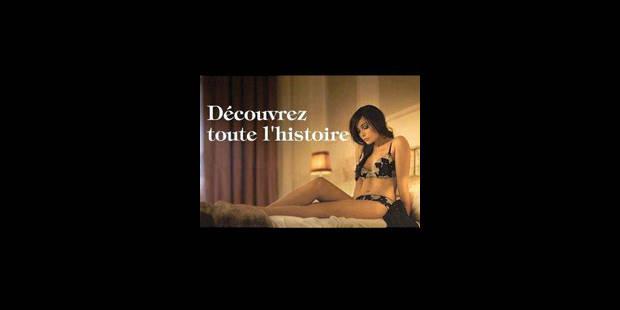 Emmanuelle Béart (presque) toute nue - La DH