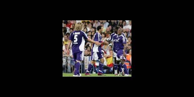 Anderlecht peut espérer une victoire - La DH
