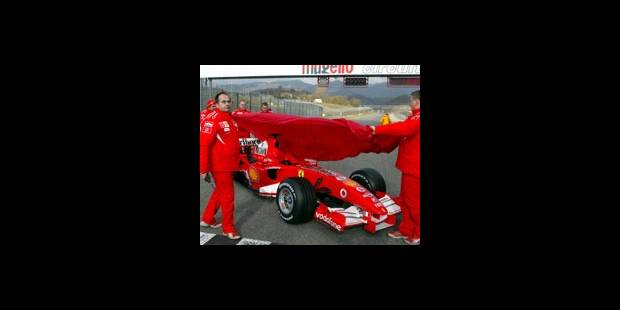 Une Ferrari pour redevenir n°1 - La DH