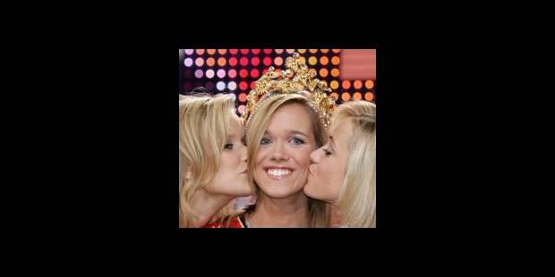 Virginie Claes Miss Belgique - La DH