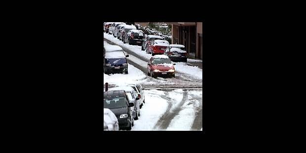 Tempête de neige - La DH
