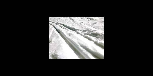 La neige touche toute l'Europe - La DH