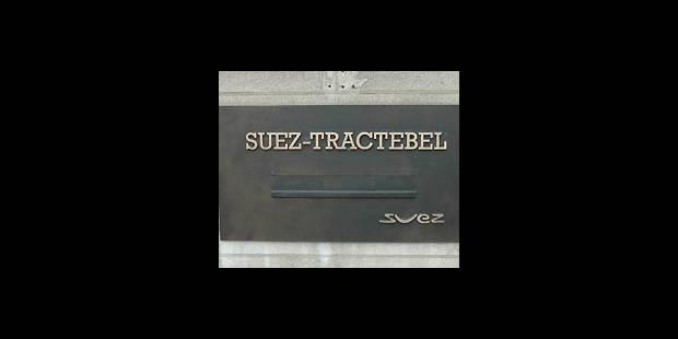Electrabel dit oui à Suez - La DH